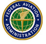 federal aviation admin logo
