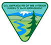 u.s. dept of interior bureau of land management logo